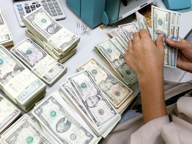 nearly 87 of foreign loans were for budget financing and building foreign exchange reserves which meant that these had not been utilised for creating assets photo file