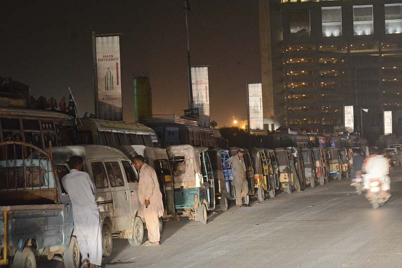 cng unit switch leads to transport crisis