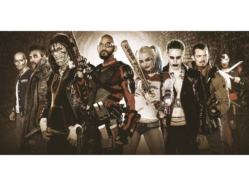 suicide squad tops global box office