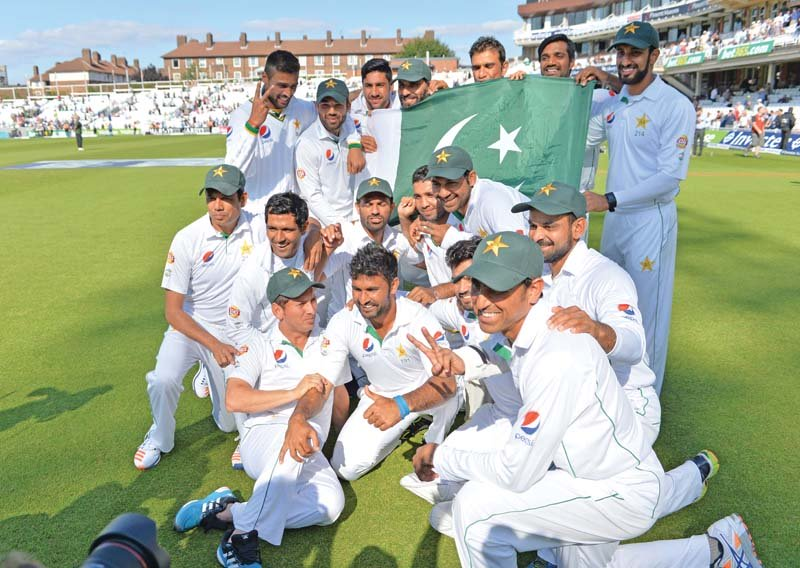 the oval test miandad praises team for drawing series