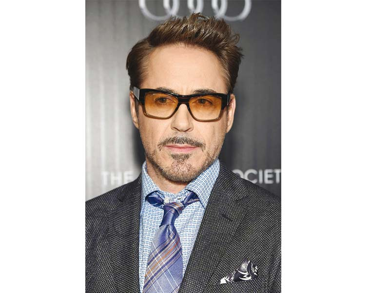 anticipated downey jr returns to small screen