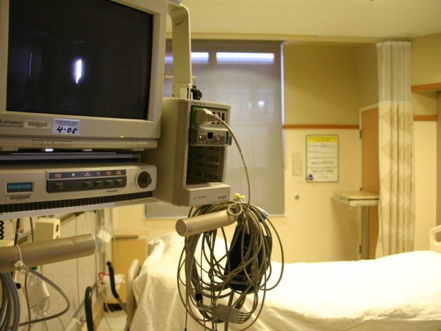 hospital equipment condition cadd told to file report