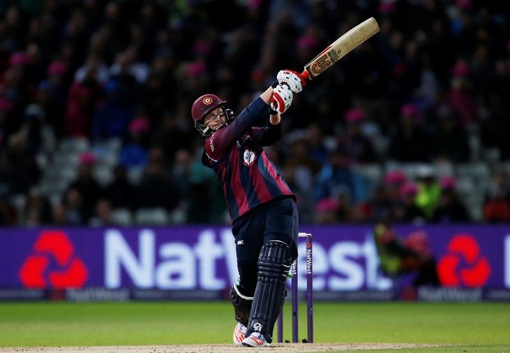 sublime cobb leads northants to english t20 blast glory