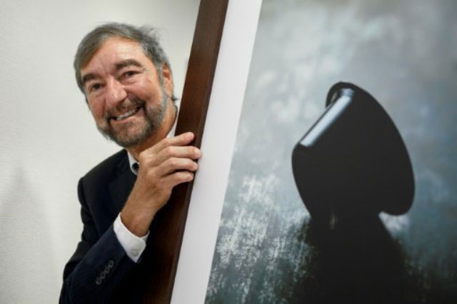 Nespresso inventor Eric Favre told AFP some teasing by his wife Anna-Maria steered him towards the idea that revolutionised home coffee consumption. PHOTO: AFP
