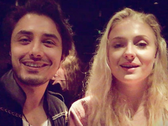 The rockstar was spotted with Sophie Turner in LA. PHOTO: INSTAGRAM/TEDIT