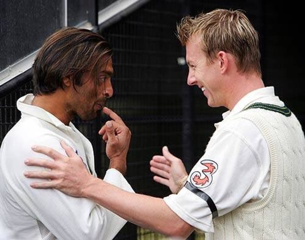 brett lee relives experience of facing shoaib akhtar