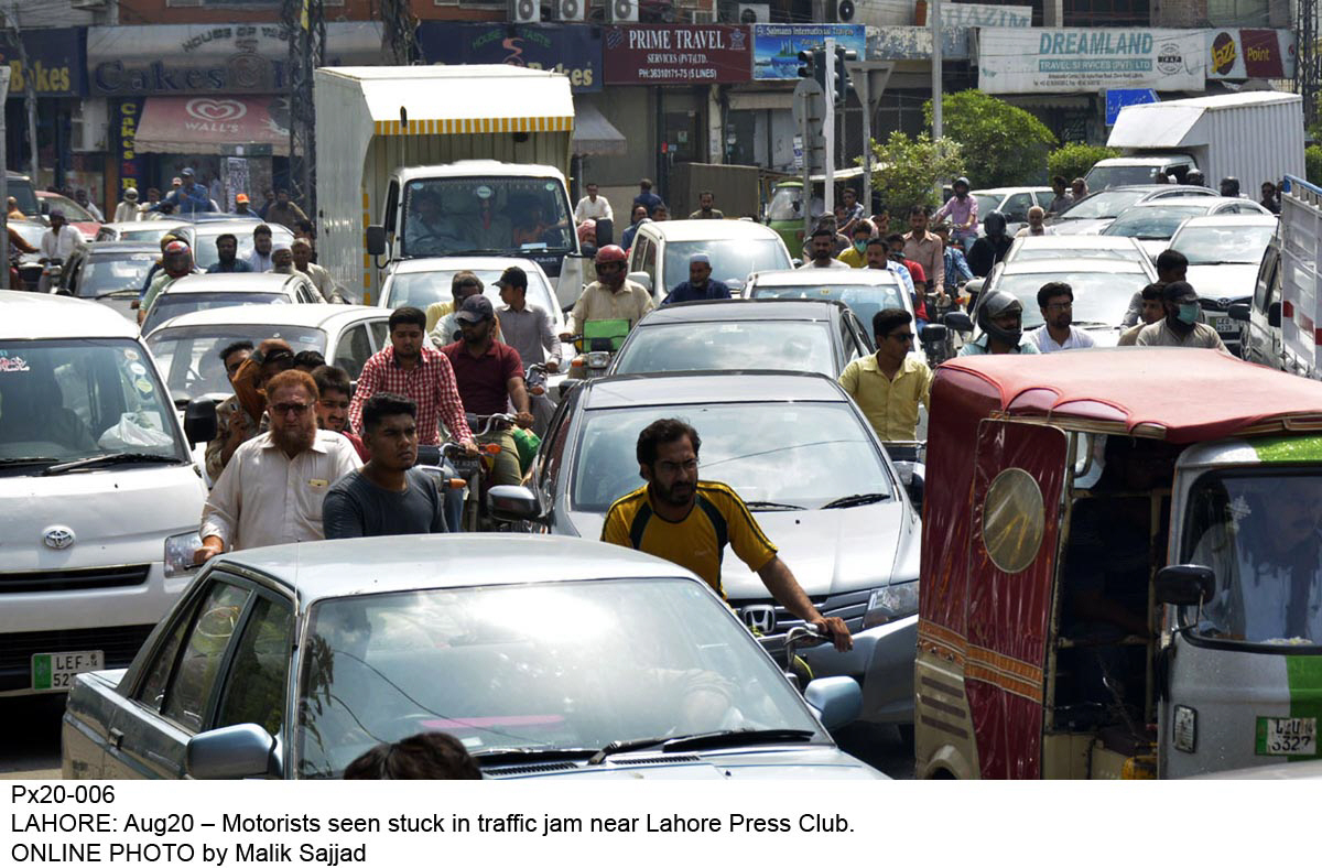 traffic reforms smu submits amendment draft providing for automated fine collection
