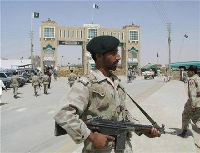Foreign Office say Pakistani force did not open fire first and responded in self-defence only. PHOTO: REUTERS/FILE