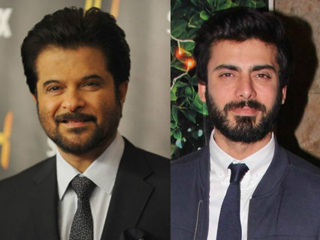 The actor sent a big shout to his Pakistani audience thanking them for their love and support. PHOTO: FILE