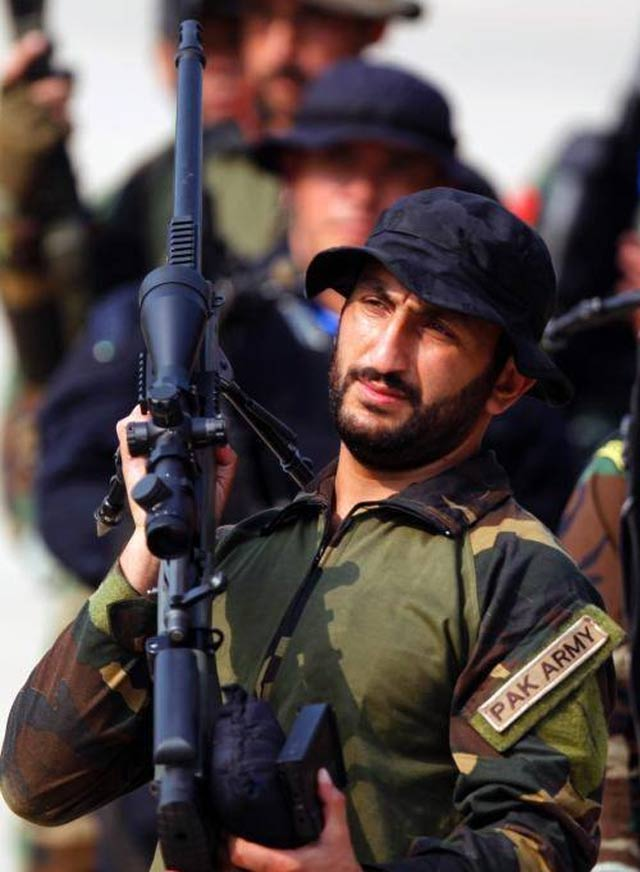 pakistan army wins international sniping competition