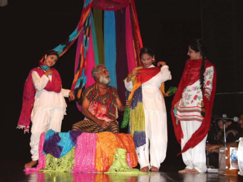 partition sufferings stage play showcases trauma resilience of human spirit