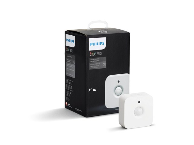 philips introduces new motion sensor lighting device