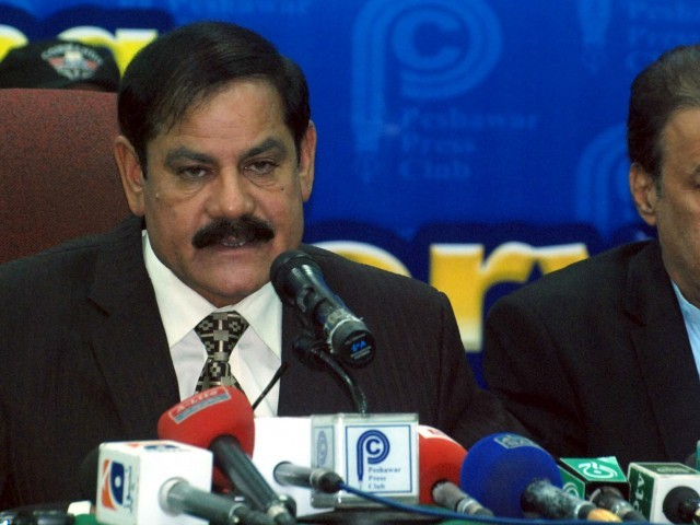 Mushtaq Ghani says govt keen on streamlining process to introduce new policies. PHOTO: FILE