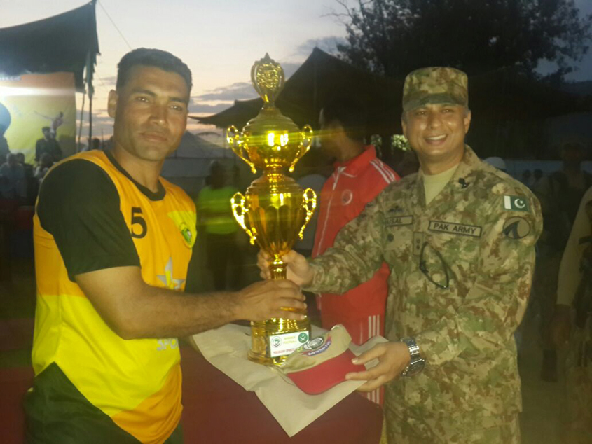 tournament teams from swat win at sports gala