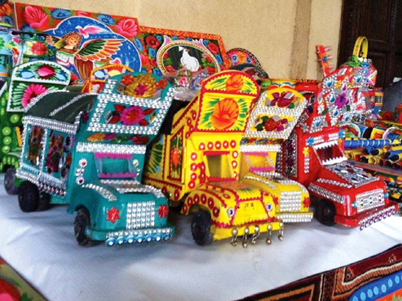 teaching truck art programme launched to engage children