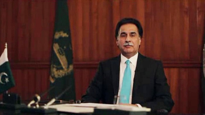 na speaker turns the tables on pti