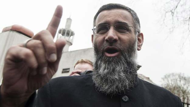 choudary had been convicted previously by a jury at london 039 s old bailey court of using online lectures and messages to encourage support for the banned group photo afp