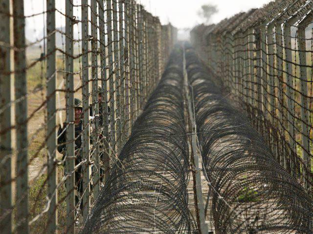 border truce won t resolve kashmir dispute