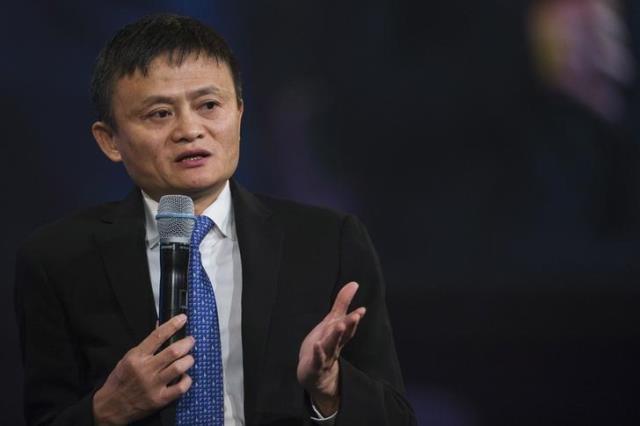 jack ma founder alibaba photo reuters file