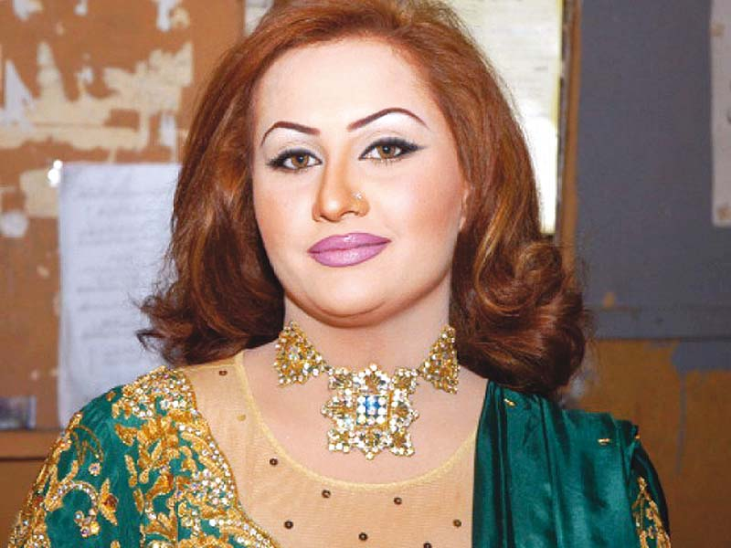 nargis turns out to be the highest paid stage artist in lahore