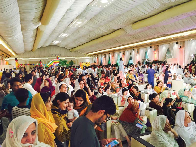 festive occasion eid festival allows women entrepreneurs to showcase their work