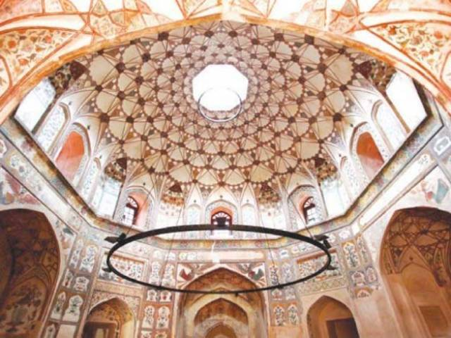 conservation kudos shahi hammam restoration wins unesco s award of merit