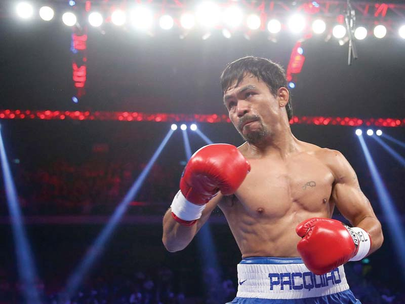 manny pacquiao photo afp