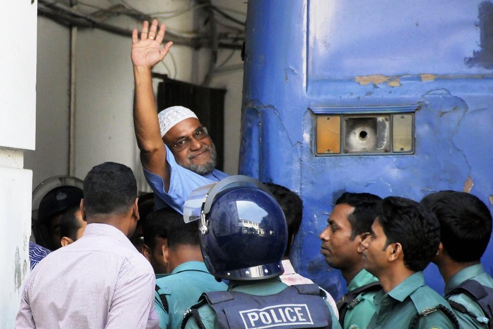 india pledges support for bangladesh war crimes tribunal