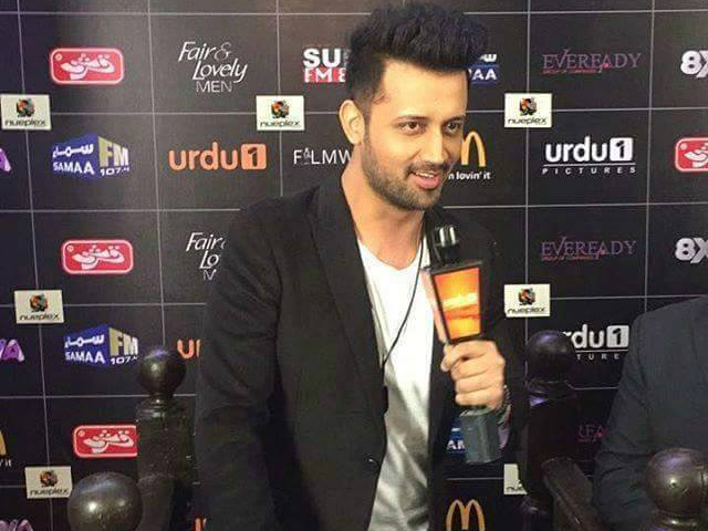 when atif aslam walked out of actor in law premiere