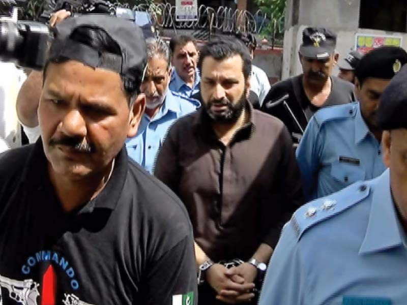 fahad murder case prime suspect s physical remand extended