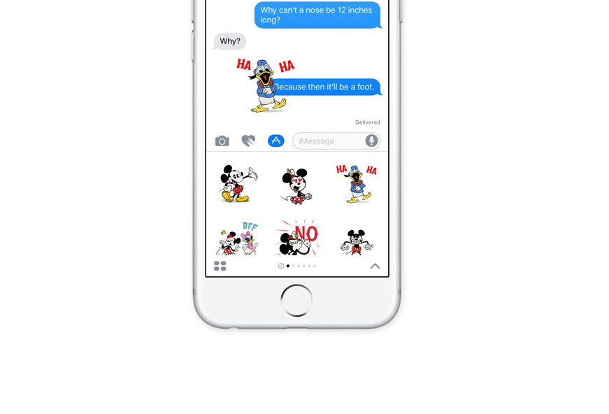 Apple new messaging platform will completely change the way we communicate. PHOTO: APPLE