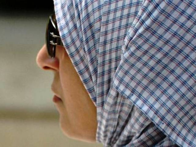 File photo of an American Muslim woman. PHOTO: REUTERS
