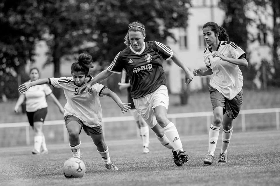 when pakistani women travelled to germany to discover football