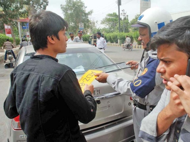 tax defaulters vehicle checking campaign begins today