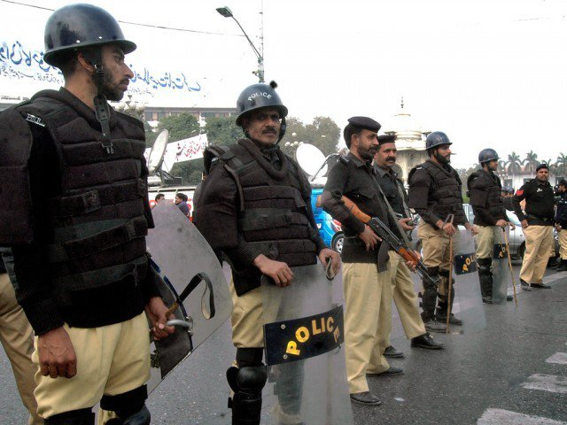 one year course punjab to train 16 000 security guards
