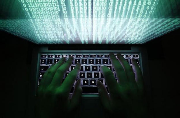 the company believes the hacker to be a quot state sponsored actor quot photo reuters