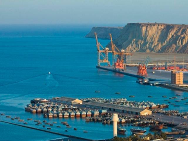 CPEC in general would push Pakistan up. PHOTO: REUTERS