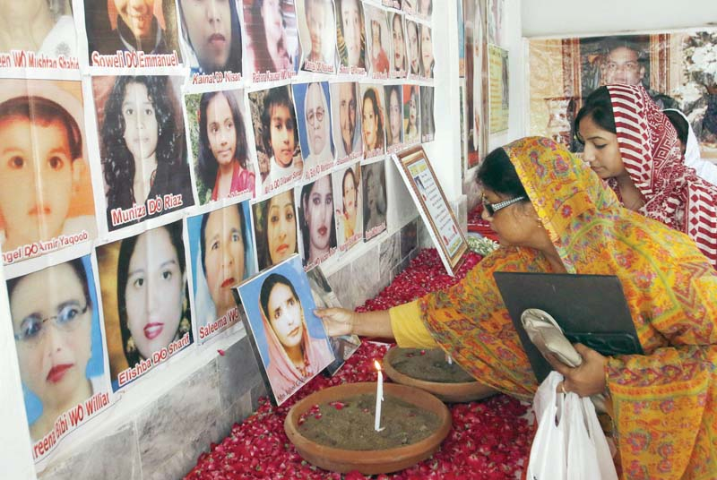 kohati church blast a tale of forgotten victims and promises