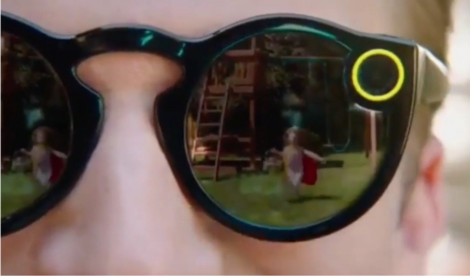 snapchat releases video recording sunglasses