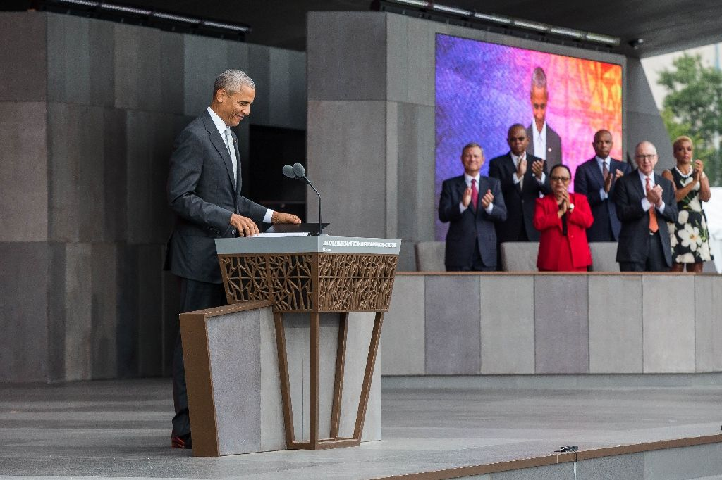 obama opens washington s new african american museum