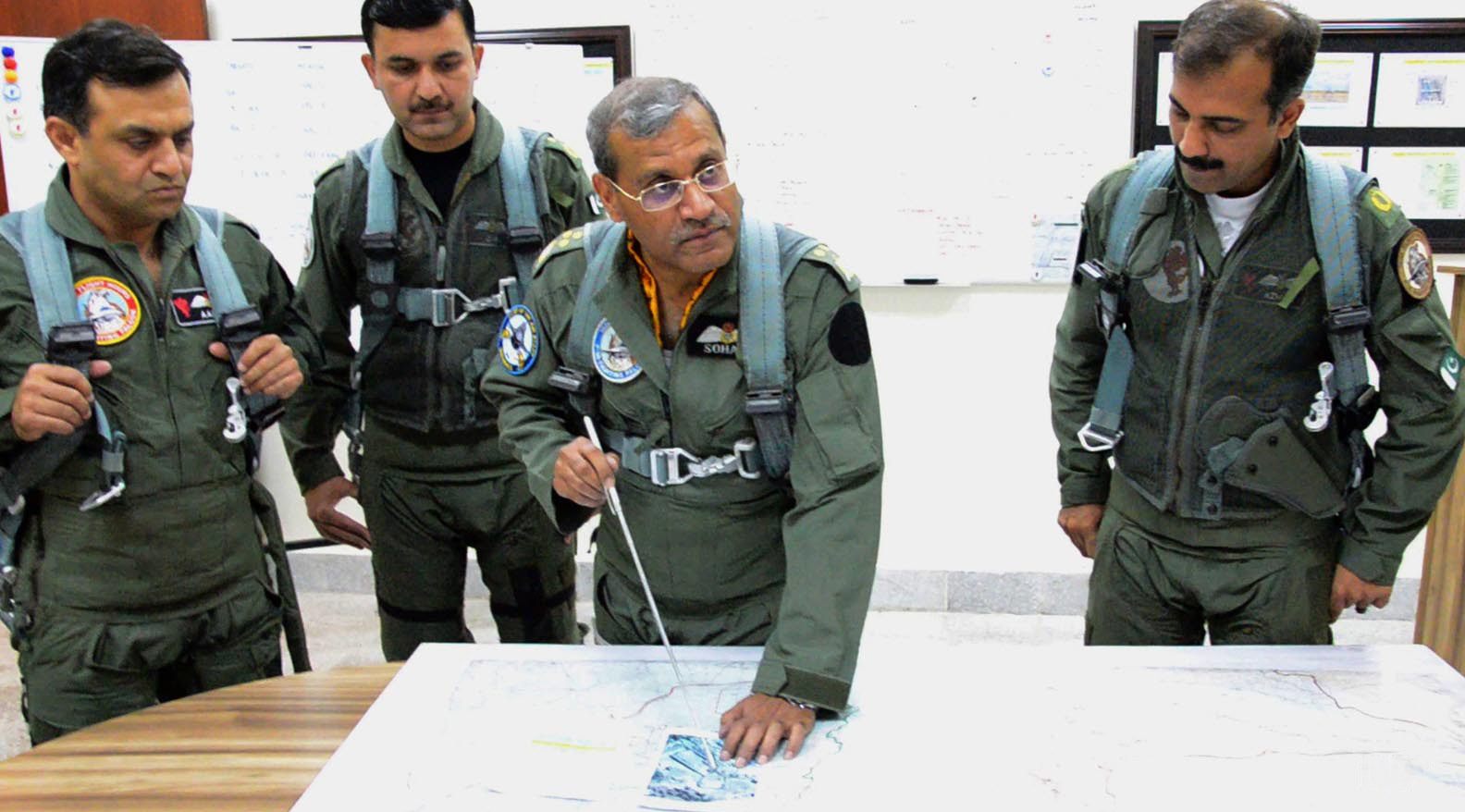 air chief expresses satisaction over paf s operational readiness