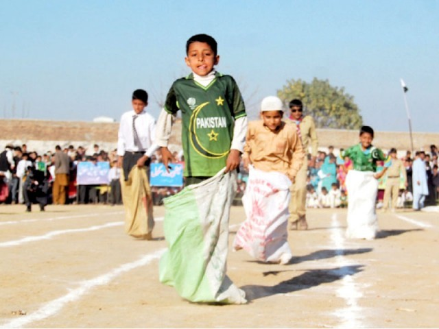 golden jubilee aps sports gala concludes