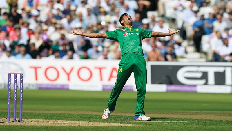 Not only has Hasan been blessed with a pitch to practice on, he also has a personal gym in his own house to keep in peak physical shape. PHOTO COURTESY: GETTY IMAGES