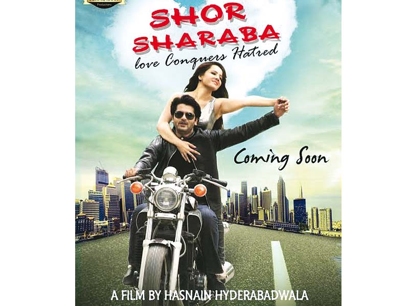 shor sharaba is expected to release sometime this year photo publicity