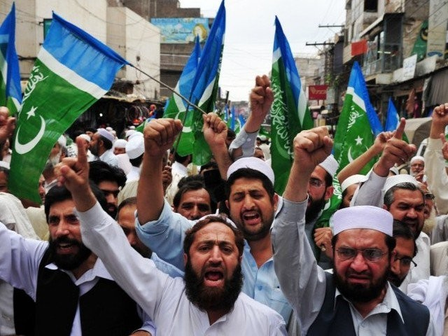 back in action facebook restores jamaat e islami s pages