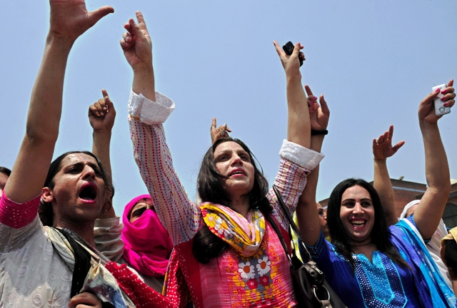 the transgender community in pakistan has struggled and fought for inclusion in society for decades photo afp