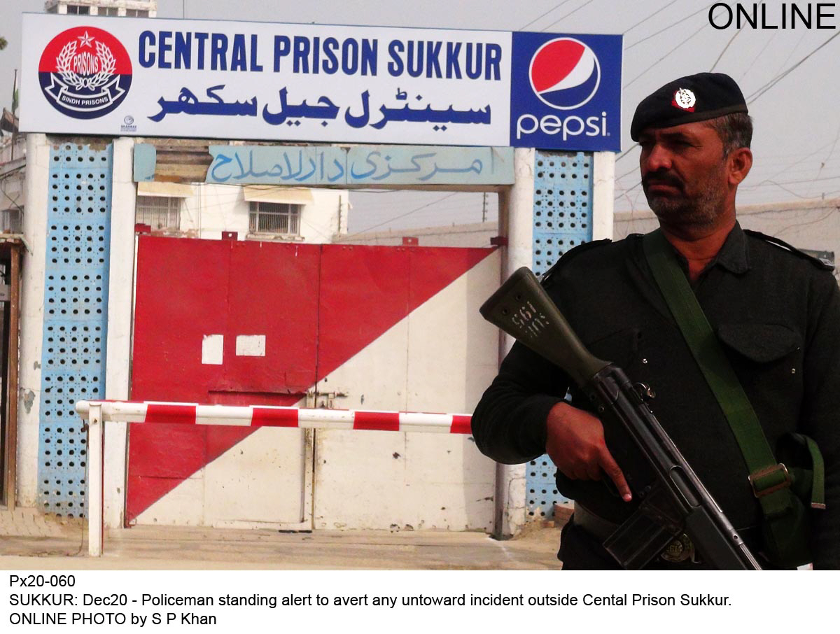 combing operations sukkur police arrest 16 suspects