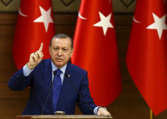 turkish president recep tayyip erdogan photo reuters