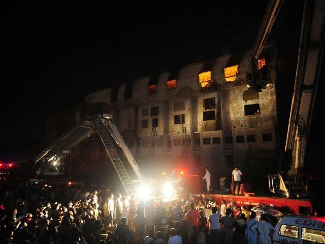 baldia factory fire case victims appoint nine lawyer panel to assist prosecution