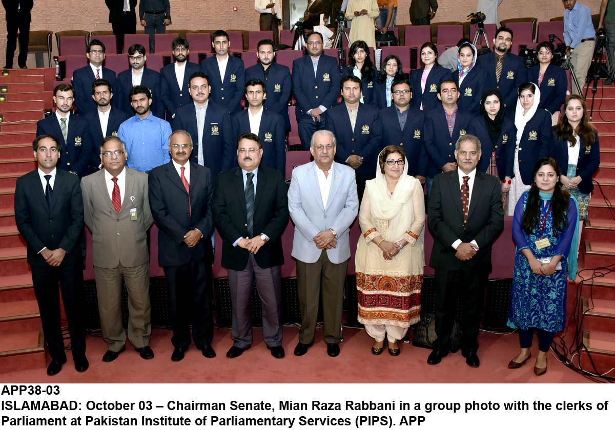 empower senate make federation stronger rabbani